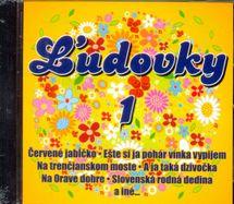 CD - Ľudovky 1