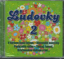 CD - Ľudovky 2