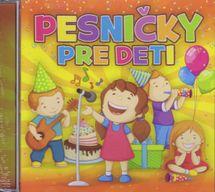 CD-Pesničky pre deti