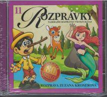 CD-Rozprávky 11 - rozpráva Zuzana Kronerová