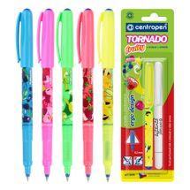 CENTROPEN - Pero guľôčkové 2675/2 Tornado Fruity + zmizík