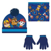 CERDÁ - Zimný set-čiapky, nákrčník, rukavice Cars