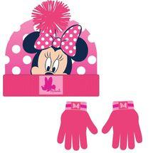 CERDÁ - Zimný set-čiapky, rukavice Minnie