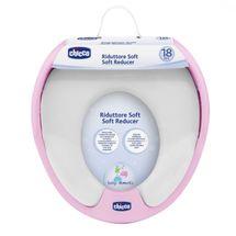 CHICCO - Adaptér na WC Soft - ružový