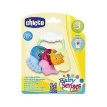 CHICCO - Hryzátko rybky na krúžku