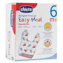 CHICCO - Jednorazové podbradníky 40 ks