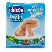 CHICCO - Plienky Maxi 8-18kg 19ks