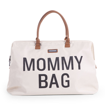 CHILDHOME - Prebaľovacia taška Mommy Bag Off White