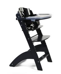 CHILDHOME - Rastúca stolička Lambda 3 Black