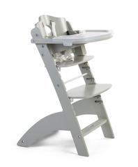 CHILDHOME - Rastúca stolička Lambda 3 Stone Grey