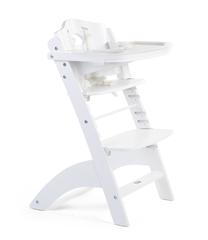 CHILDHOME - Rastúca stolička Lambda 3 White