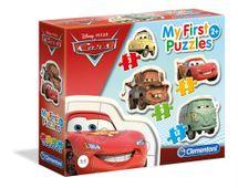 CLEMENTONI - Moje prvé puzzle Cars