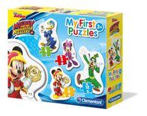 CLEMENTONI - Moje prvé puzzle Mickey mouse