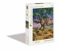 CLEMENTONI - Puzzle 1000 Africká divočina