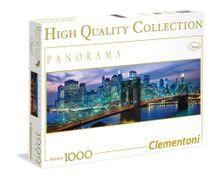 CLEMENTONI - Puzzle 1000 Brooklynský most