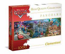 CLEMENTONI - Puzzle 1000 Cars 2