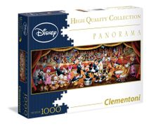 CLEMENTONI - Puzzle 1000 Disney hrdinovia