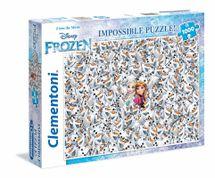 CLEMENTONI - puzzle 1000 Frozen