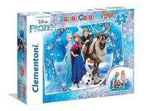 CLEMENTONI - puzzle 40 Frozen