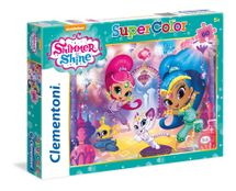 CLEMENTONI - Puzzle 60 Shimmer & Shine