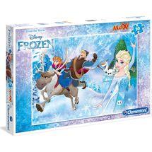 CLEMENTONI - puzzle maxi 24 Frozen