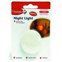 CLIPPASAFE - Nočné svetlo do zásuvky