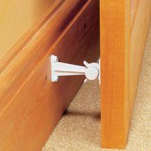 CLIPPASAFE - Zarážka dverí, biela