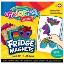 COLORINO - Colorino kreatívne magnety na chladničku 4 ks