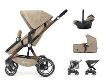 CONCORD - Mobility Set Camino Air.Safe+Scout Powder Beige Concord 2017