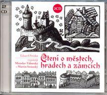 Čtení o městech, hradech a zámcích - 2CD - Eduard Petiška
