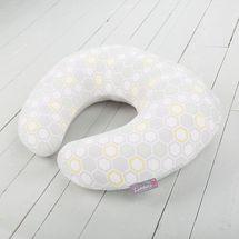 CUDDLECO - Dojčiace vankúš z pamäťovej peny, Bee Hive