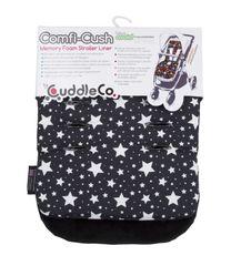 CUDDLECO - Pamäťová podložka do kočíka Comfy-cush - Stars