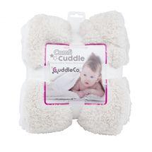 CUDDLEME - CUDDLECO Super mäkká obojstranná detská deka, Pearl