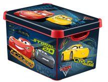 CURVER - Box Cars3 39x24x30 + darcek