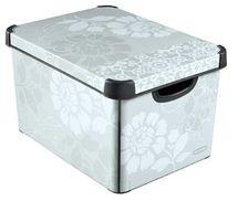 CURVER - Box úložný dekoratívny L, Romance