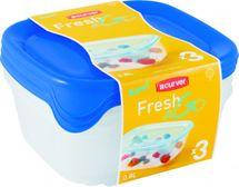 CURVER - Dóza Fresh sada 3 ks, 800 ml