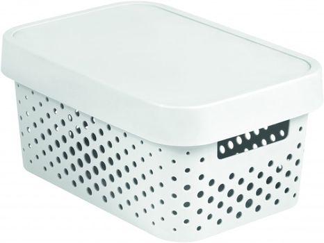 CURVER - Plastový box s vekom 4,5 l