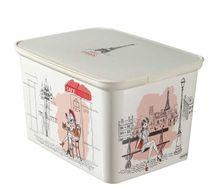 CURVER - Úložný box AMSTERDAM L Miss Paris