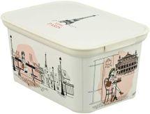 CURVER - Úložný box AMSTERDAM S Miss Paris