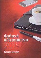 daňové účtovníctvo 2014 - Marián Kočner