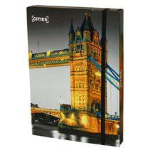 DASAO - Box na zošity A4 Cities - Londýn