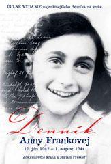 Denník Anny Frankovej - Zostavili Otto H. Frank a Mirjam Pressler