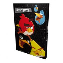 DERFORM - Box na zošity A4 Angry Birds