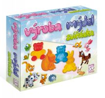 DETIART - Výroba Mydla - Zvieratá