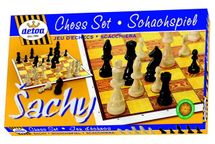 DETOA - Šachy STEUTON