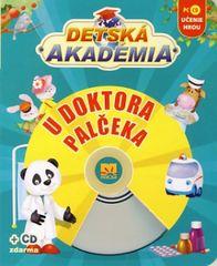 Detská akadémia - U doktora Palčeka +CD - Kolektív