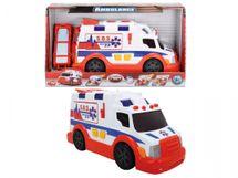 DICKIE - Action Series Mini Ambulancia 33cm, svetlo, zvuk