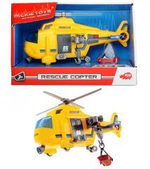 DICKIE - Action Series Mini Vrtuľník 18cm