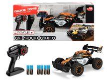 DICKIE - Rc Sand Rider 24 cm, 2 Kan