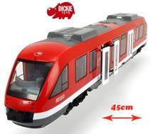 DICKIE TOYS - Vlak City 3748002
